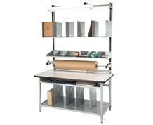 COMPLETE PACKAGING WORKBENCHES